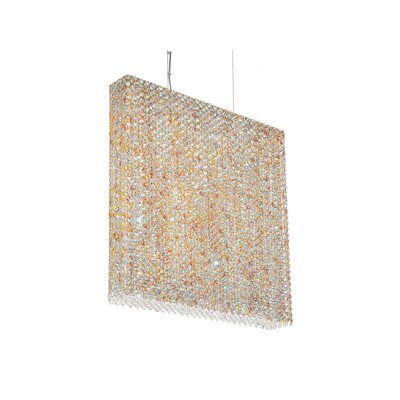 Refrax 11-Light Crystal Pendant