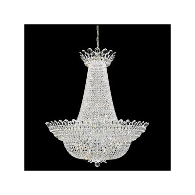 Trilliane 76-Light Empire Chandelier Crystal Type: Spectra Clear