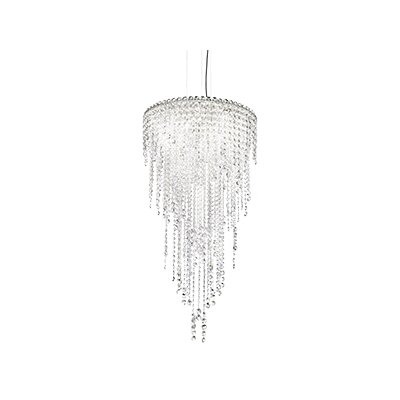 Chantant 5-Light Crystal Chandelier Crystal Grade: Heritage Clear