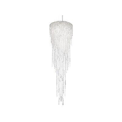 Chantant 5-Light Crystal Chandelier Crystal Grade: Spectra Clear