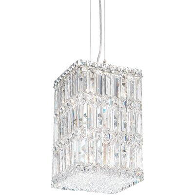 Quantum 9-Light Crystal Chandelier