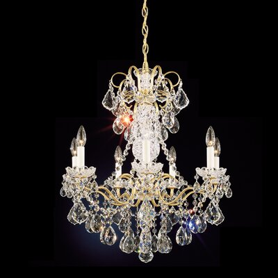 New Orleans 7-Light Candle-Style Chandelier