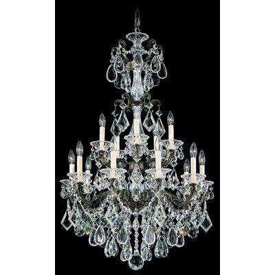 La Scala 15-Light Candle-Style Chandelier