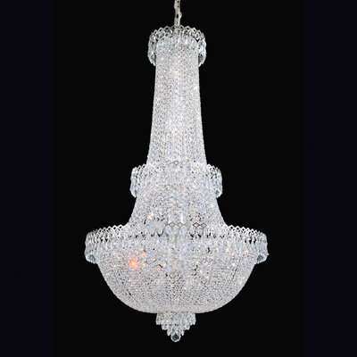 Camelot 41-Light Crystal Chandelier