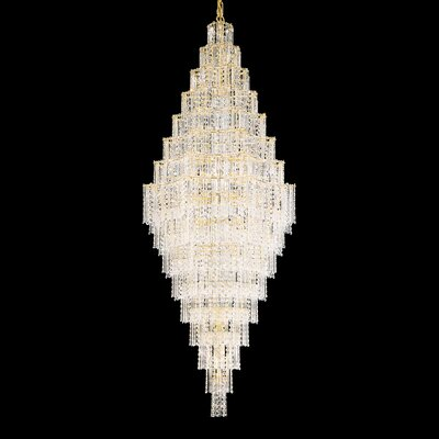 Jubilee 63-Light Crystal Chandelier
