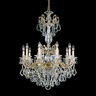 Image of La Scala 10 Light Chandelier