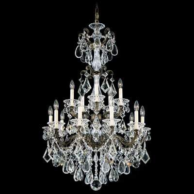 Image of La Scala 15 Light Chandelier