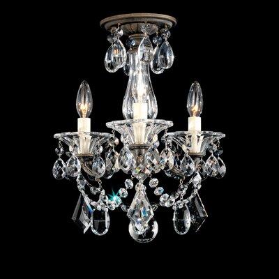 La Scala 3 Light Chandelier Image