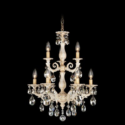 Image of Milano 9 Light Chandelier