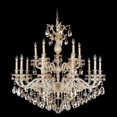 Image of Milano 15 Light Chandelier