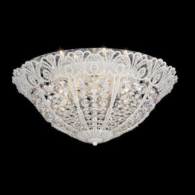 Tiara 9-Light Flush Mount