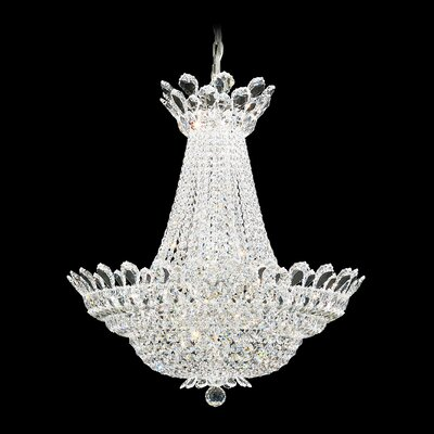 Trilliane Empire Chandelier Size / Crystal Color: 30 H x 28 W x 28 D / Strass Clear