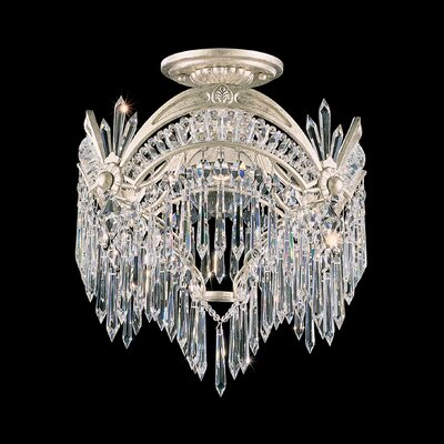 Victorian Crystal Lamp | Wayfair