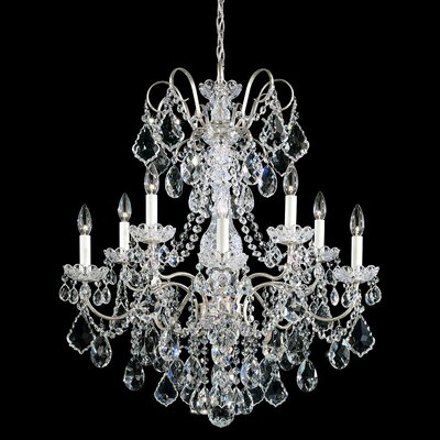 New Orleans 10-Light Crystal Chandelier