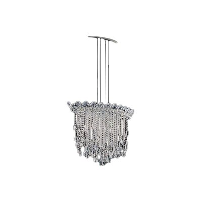 Trilliane 6-Light Crystal Pendant Crystal Type: Spectra Clear