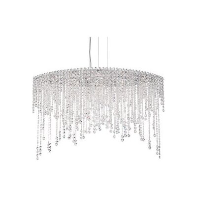 Chantant 8-Light Pendant Crystal Type: Heritage Handcut Clear