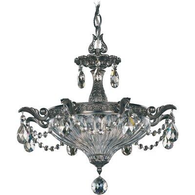 Milano 2-Light Crystal Pendant