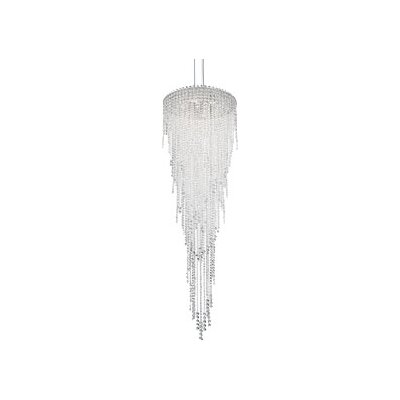 Chantant 6-Light Crystal Pendant Crystal Type: Spectra Clear