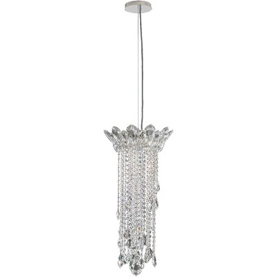 Trilliane 3-Light Pendant Crystal Grade: Heritage Handcut