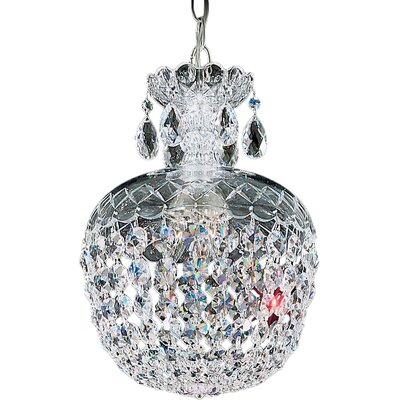 Olde World 3-Light Crystal Pendant Crystal Type: Swarovski Elements Clear