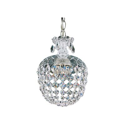 Olde World 3-Light Crystal Pendant