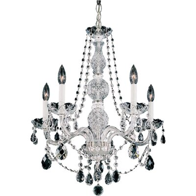 Arlington 5-Light Crystal Chandelier