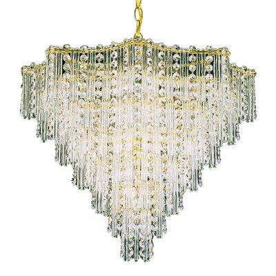 Jubilee 13-Light Crystal Chandelier