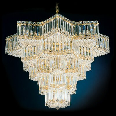 Equinoxe 31-Light Crystal Chandelier