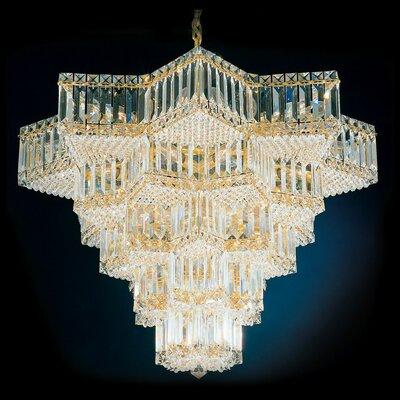 Equinoxe 31-Light Crystal Chandelier
