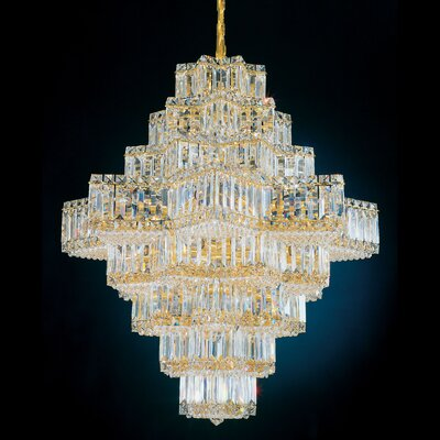 Equinoxe 45-Light Crystal Chandelier