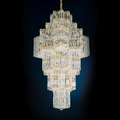 Equinoxe 35-Light Crystal Chandelier