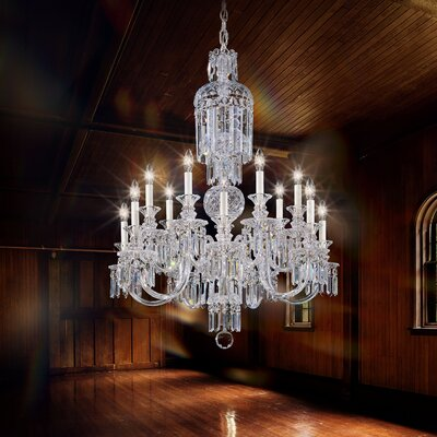 Fairfax 14-Light Crystal Chandelier