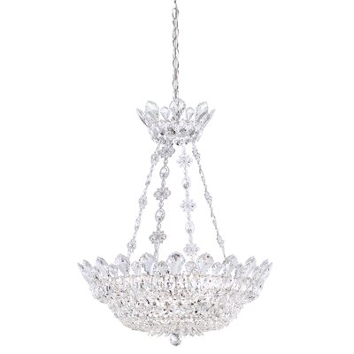 Trilliane Crystal Chandelier Size / Crystal Color: 28 H x 24 W x 24 D / Spectra Swarovski