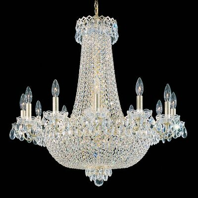 Camelot 24-Light Crystal Chandelier