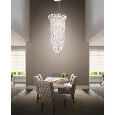 Trilliane 5-Light Crystal Chandelier Crystal Grade: Spectra Clear