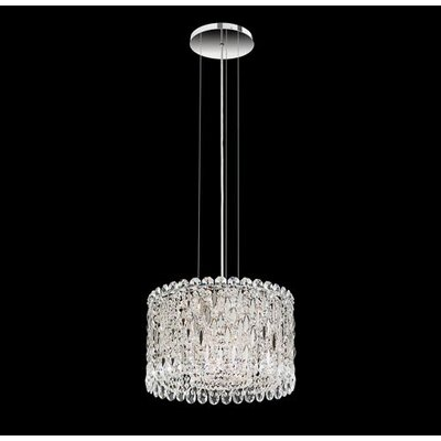 Sarella 8-Light Crystal Chandelier