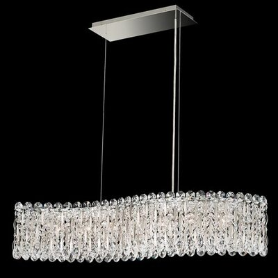 Sarella 7-Light Crystal Chandelier