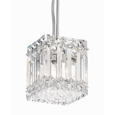 Quantum 2-Light Crystal Pendant