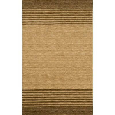 Urban Living Beige/Brown Area Rug Rug Size: 5 x 8