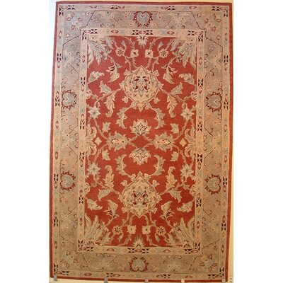 Uptown Spice Area Rug Rug Size: 8 x 11