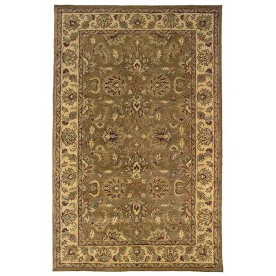 Meadow Breeze Cocoa Rug Rug Size: Rectangle 5 x 8