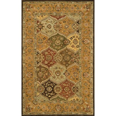 Meadow Breeze Multi Rug Rug Size: Rectangle 4 x 6