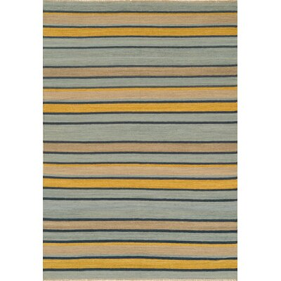 City Stripes Area Rug Rug Size: Rectangle 8 x 11