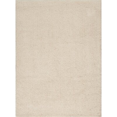 Cloud Hand-Woven Ivory Area Rug Rug Size: Rectangle 3 x 5