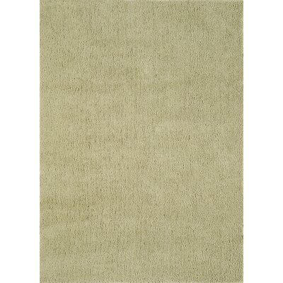 Cloud Lime Area Rug Rug Size: Round 5