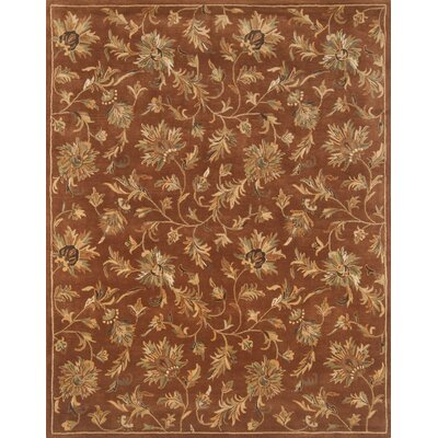Pardis Copper Rug Rug Size: Runner 2