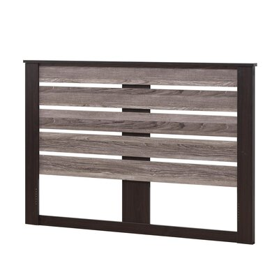 Chappell Panel Headboard Finish: Espresso, Size: Full