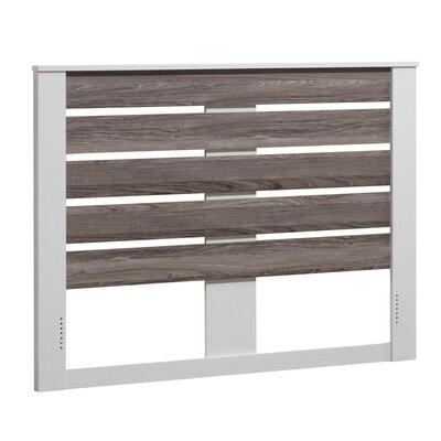 Chappell Panel Headboard Finish: White, Size: Full