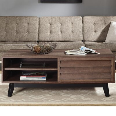 Williamstown Coffee Table Finish: Brown Walnut