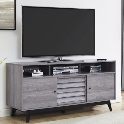 Williamstown TV Stand Finish: Gray Oak